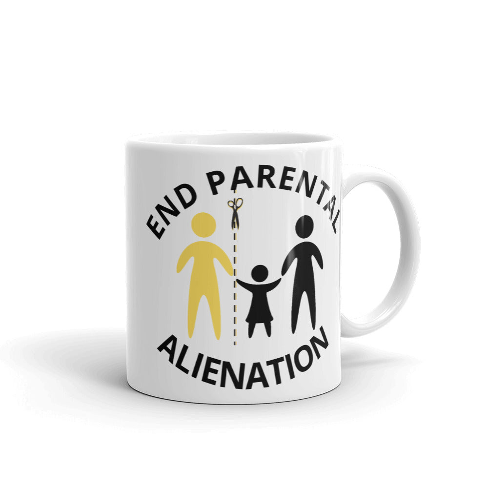 End Parental Alienation Mug - Parental Alienation Speaks Store