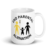 Load image into Gallery viewer, End Parental Alienation Mug - Parental Alienation Speaks Store