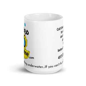 Deep 6 Coffee Mug - Parental Alienation Speaks Store