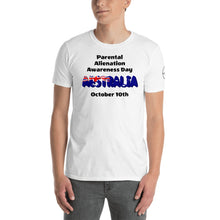 Load image into Gallery viewer, Australia Parental Alienation Awareness Day White & Gray - Parental Alienation Speaks Store