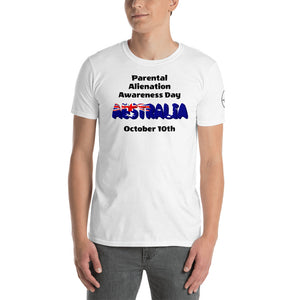 Australia Parental Alienation Awareness Day White & Gray - Parental Alienation Speaks Store