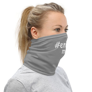 Grey #Erased MOM Mask/Neck Gaiter