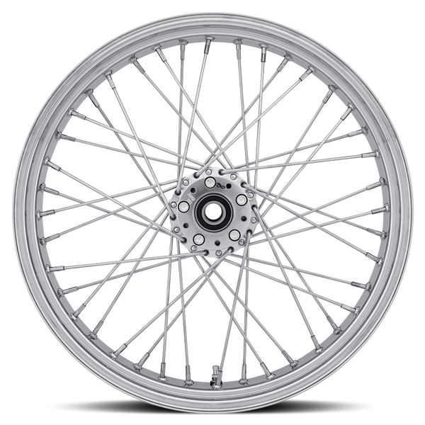 40-Spoke Motorcycle Wheel