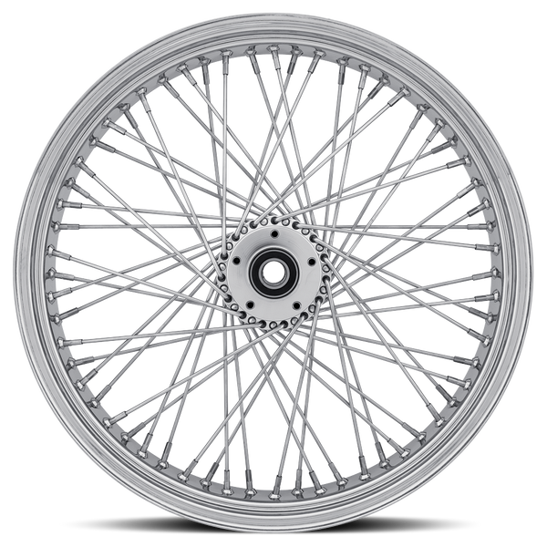 60-Spoke Motorcycle Wheel
