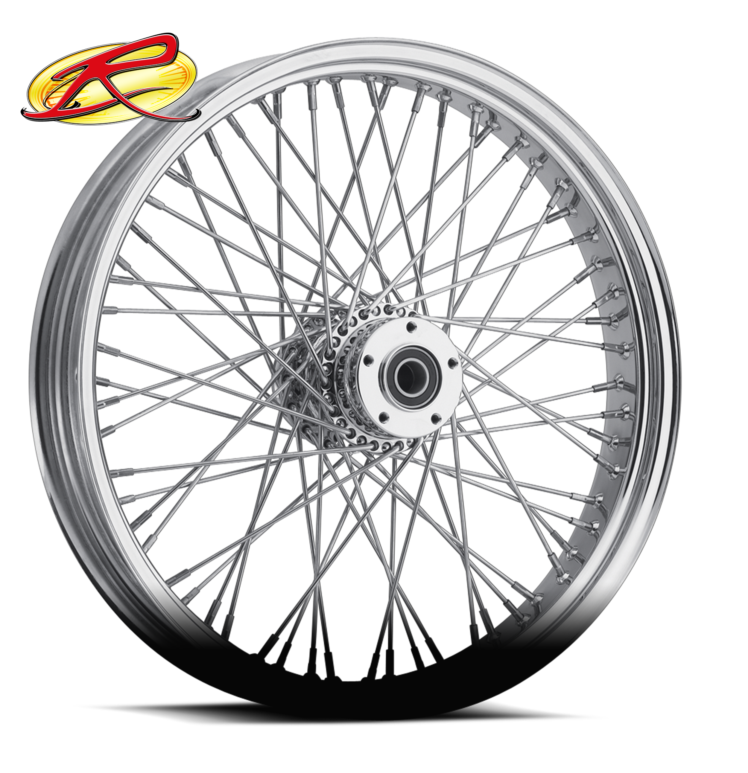 60 Spoke Motorcycle Wheels