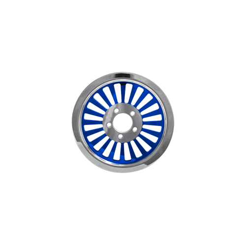 Klassic Pulley - 66-tooth @ 0.75 - Lolly Pop Blue