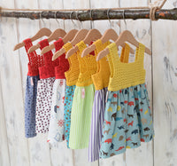 luvi kids handmade dress