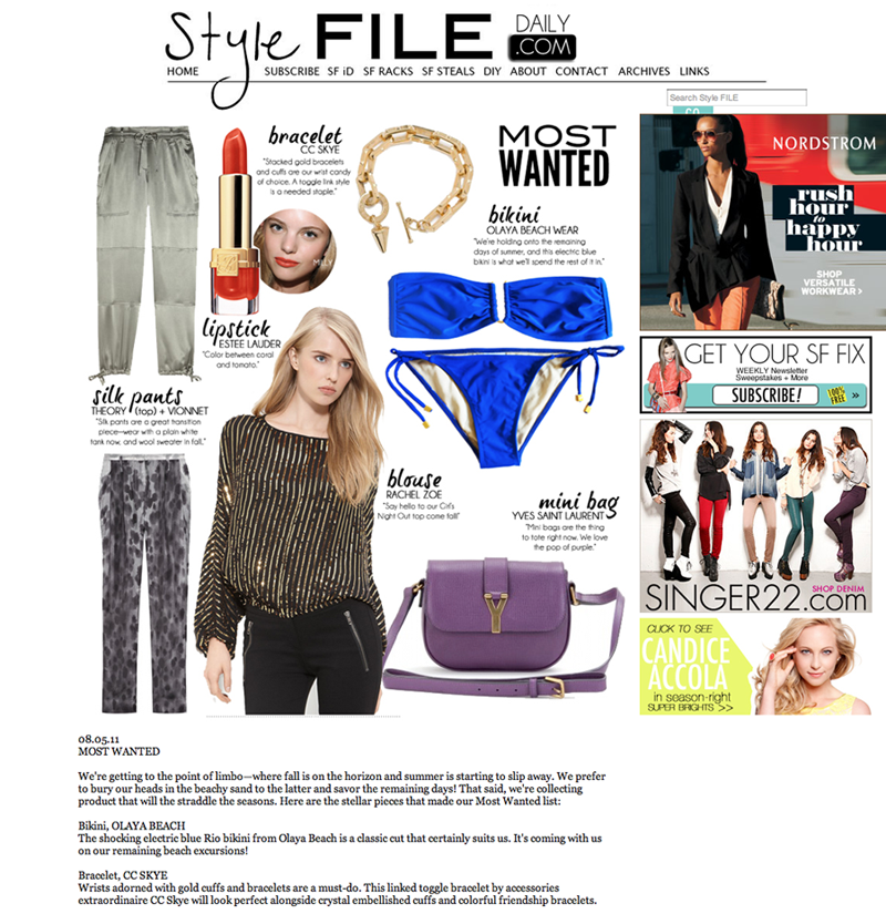 Style File Daily