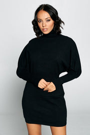 Keep Me Cozy Turtleneck | Dress