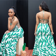 Brunch Me Leaf Maxi | Dress