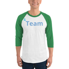 Load image into Gallery viewer, 3/4 sleeve shirt - Team