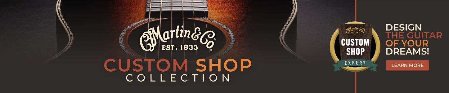 Designing the Martin guitar of your dreams