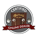 certified Martin online dealer