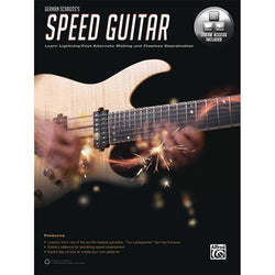 German Schauss's Speed Guitar
