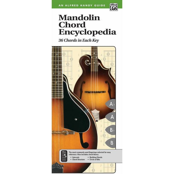 Mandolin Chord Encyclopedia, 2nd Edition