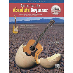 Guitar for the Absolute Beginner, Book Two