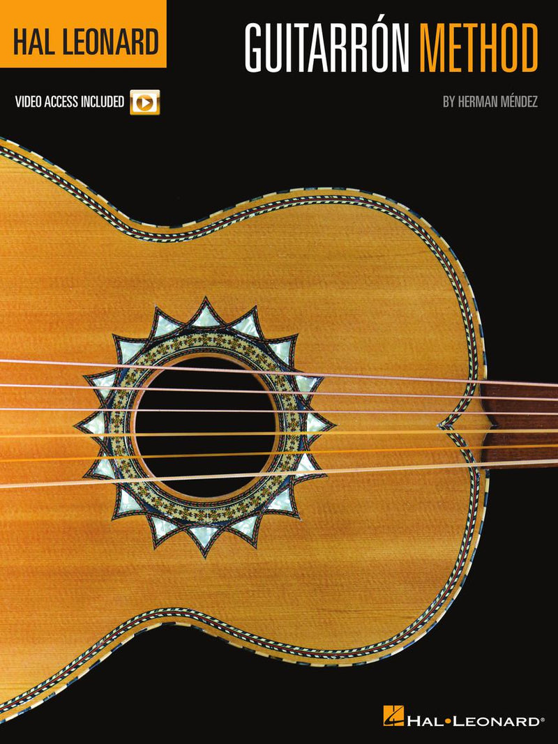 Hal Leonard Guitarron Method