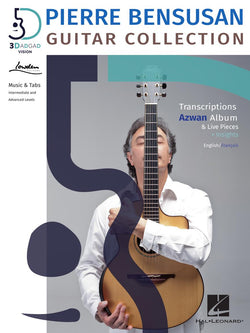 Pierre Bensusan Guitar Collection