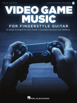 Video Game Music for Fingerstyle Guitar