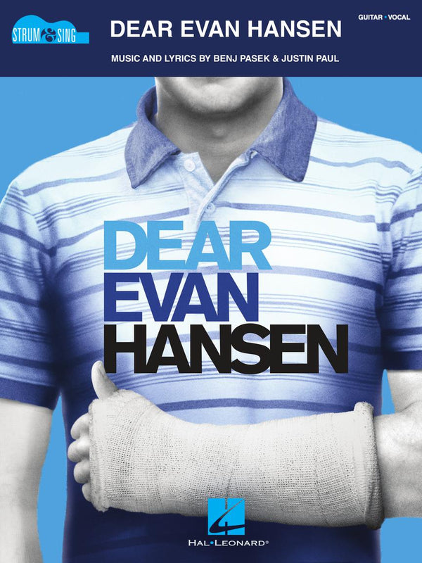 Dear Evan Hansen - Strum & Sing Guitar