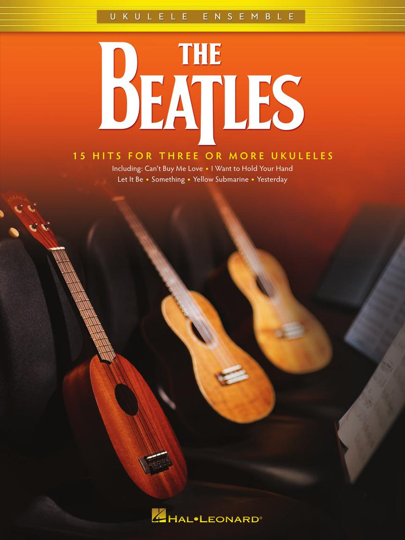 The Beatles - Ukulele Ensemble