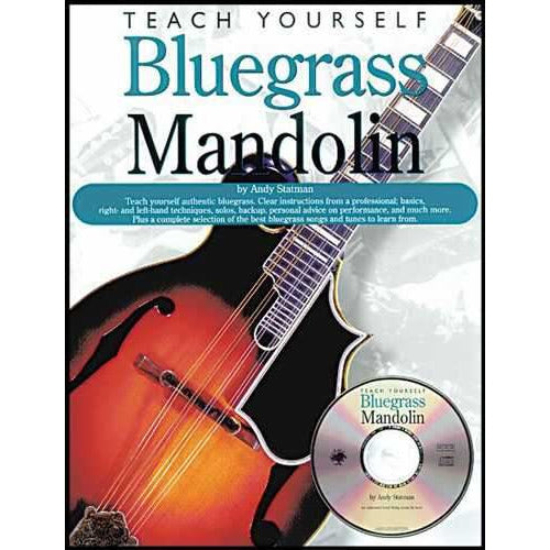 Teach Yourself Bluegrass Mandolin