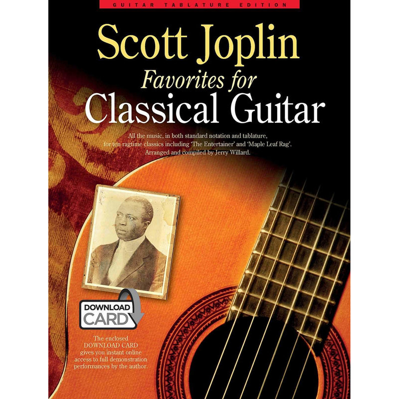 Scott Joplin Favorites for Classical Guitar