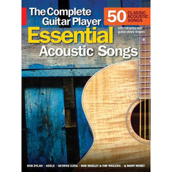 The Complete Guitar Player - Essential Acoustic Songs