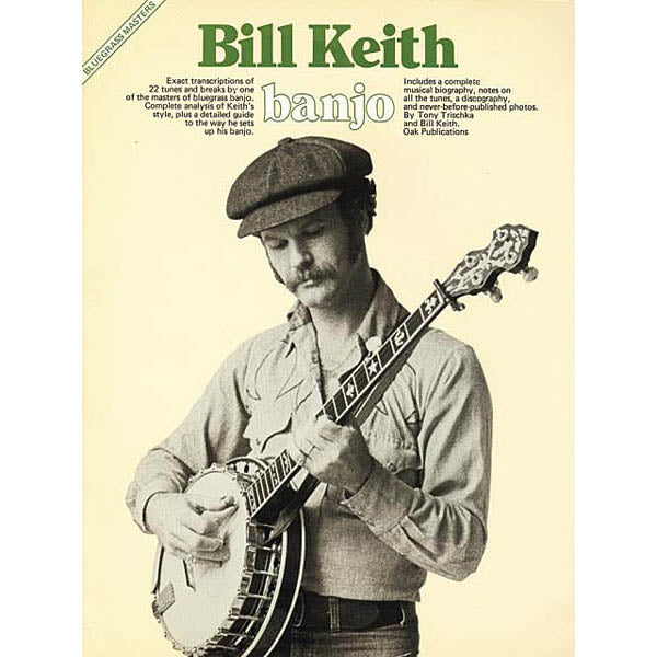 Bluegrass Masters: Bill Keith, Banjo