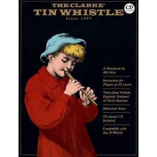 The Clarke Tin Whistle