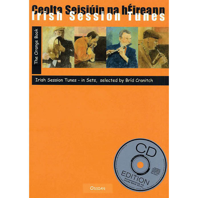 Irish Session Tunes: The Orange Book