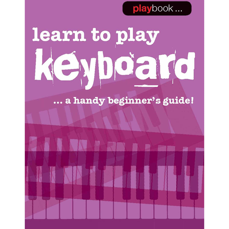 Playbook - Learn to Play Keyboard