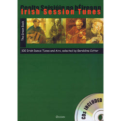 Irish Session Tunes: The Green Book