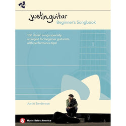 Justinguitar Beginner's Songbook