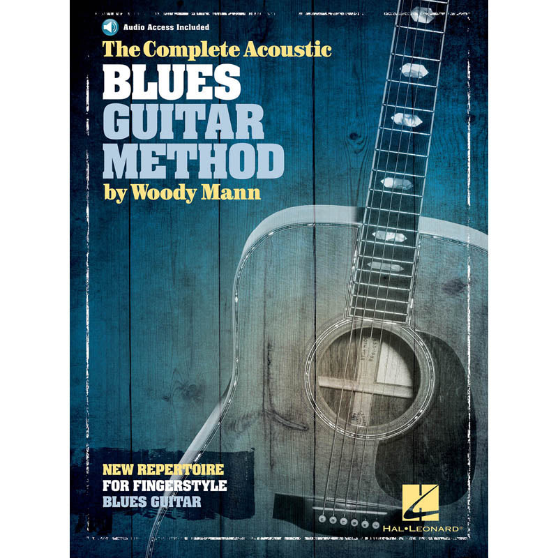 The Complete Acoustic Blues Guitar Method