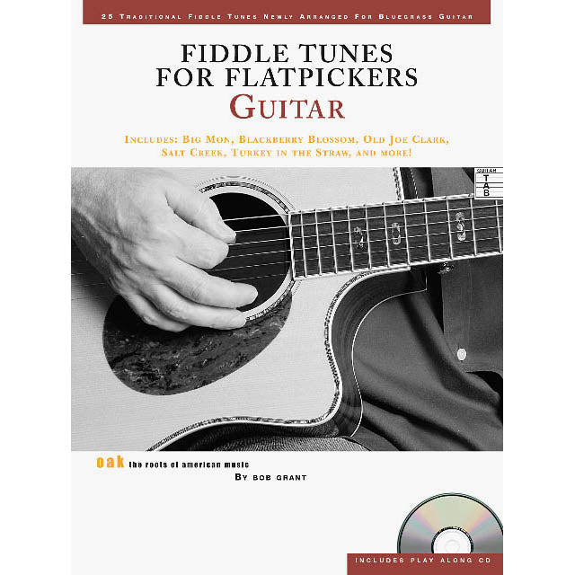 Fiddle Tunes for Flatpickers - Guitar