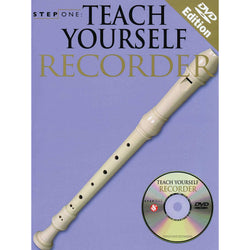 Step One: Teach Yourself Recorder