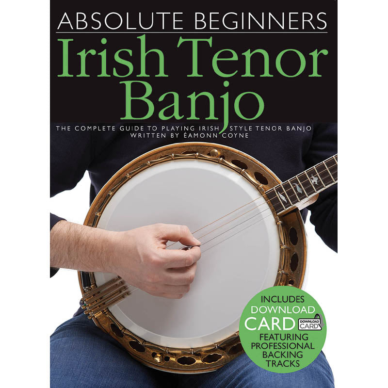 Absolute Beginners - Irish Tenor Banjo