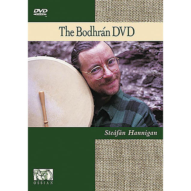 DVD-The Bodhran DVD