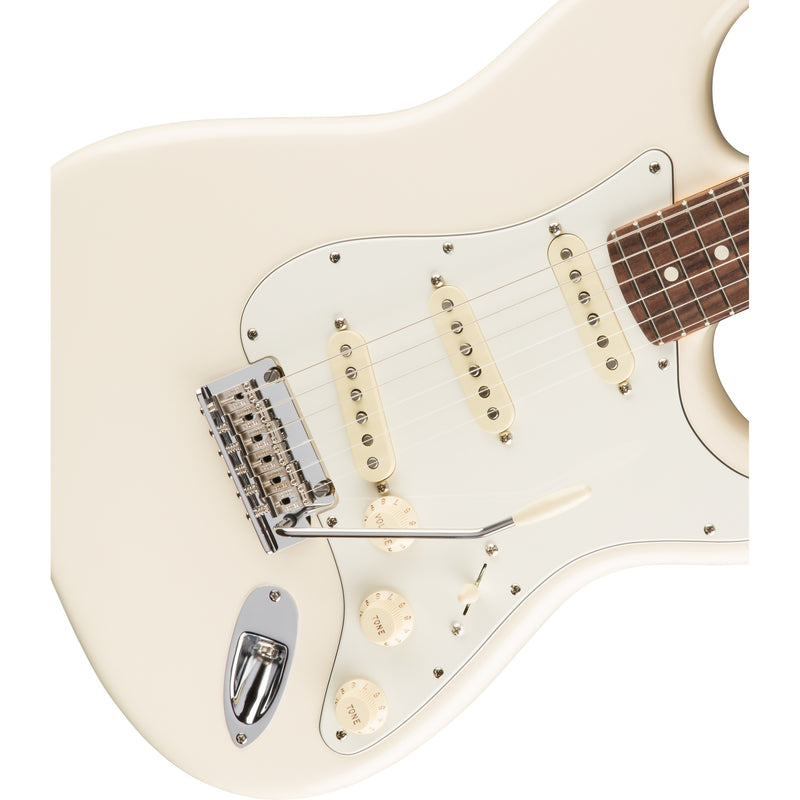 Fender American Pro Stratocaster & Case, Olympic White