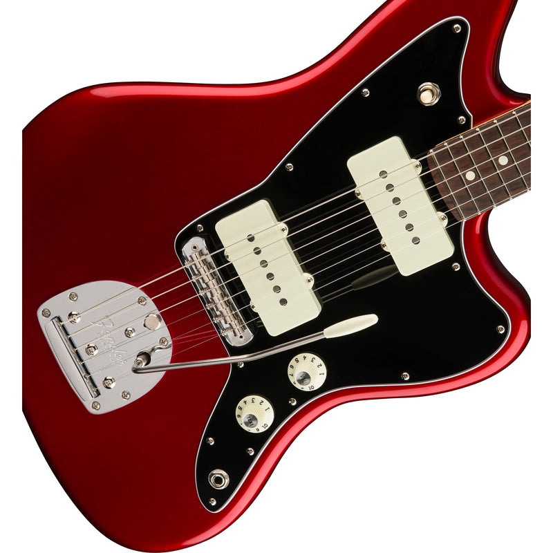 Fender American Pro Jazzmaster & Case, Candy Apple Red