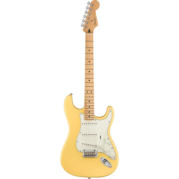 Fender Player Stratocaster, Buttercream
