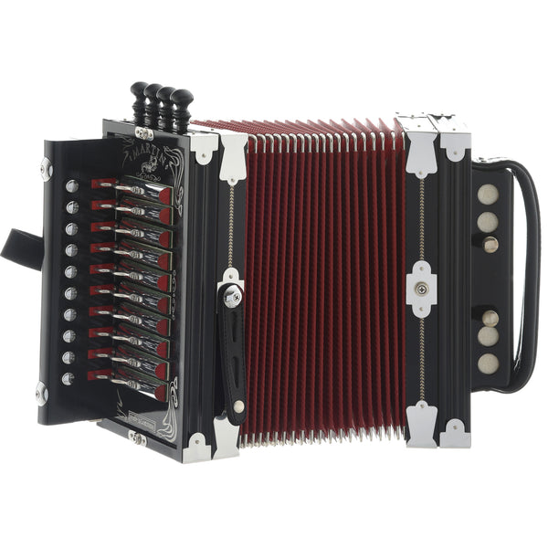Junior Martin Button Accordion