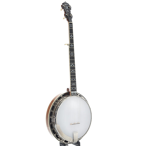 DP Hopkins Mahogany Standard Banjo & Case
