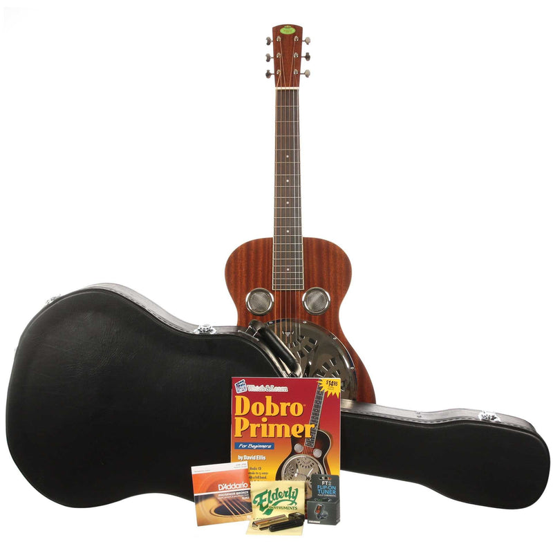 * Elderly Instruments Bluegrass Reso-Phonic Guitar Outfit