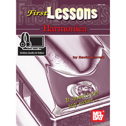 First Lessons Harmonica