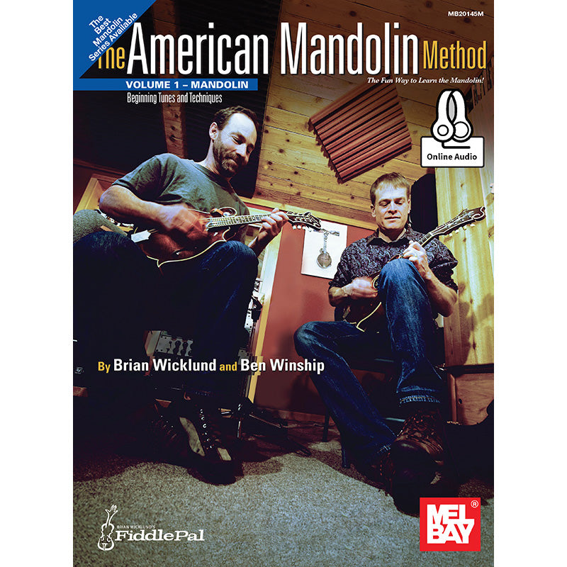 American Mandolin Method Volume 1