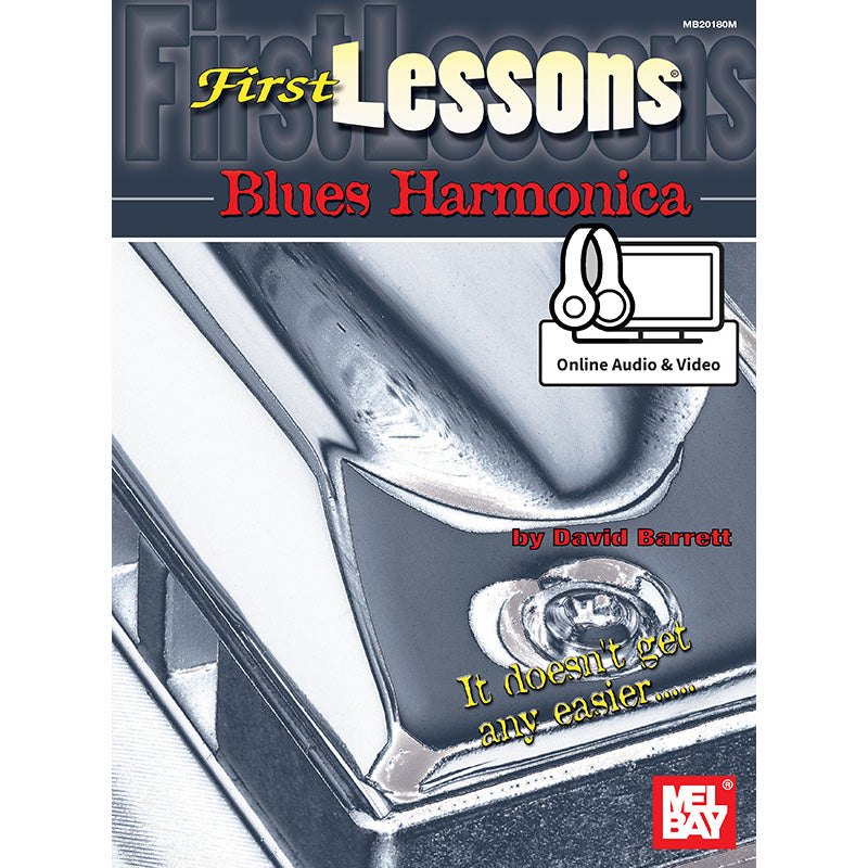First Lessons: Blues Harmonica