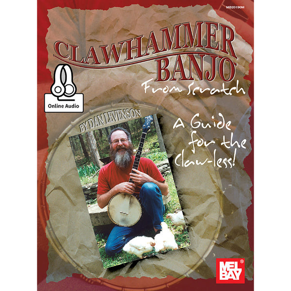 Clawhammer Banjo From Scratch: A Guide for the Claw-Less!