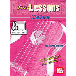 First Lessons Ukulele